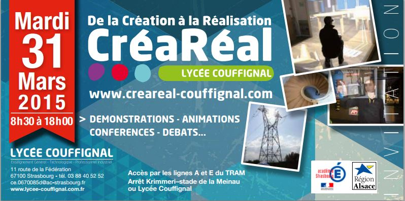 invitation creareal 2015